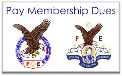 Michigan state fraternal order of eagles auxiliary